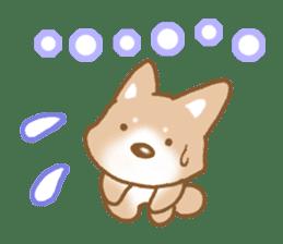 Sticker of the Shiba inu sticker #4358666