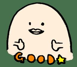 Kawaii stickers(^^) sticker #4358810