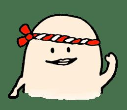 Kawaii stickers(^^) sticker #4358822