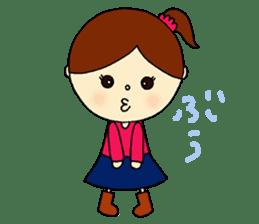 Tame-chan Kawaii Sticker sticker #4359010