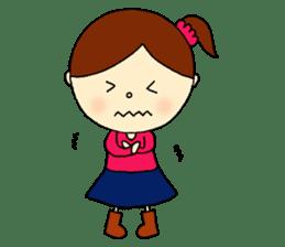 Tame-chan Kawaii Sticker sticker #4359026