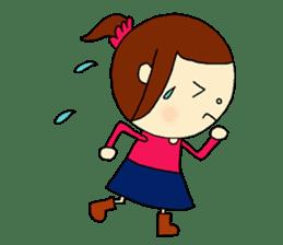 Tame-chan Kawaii Sticker sticker #4359031