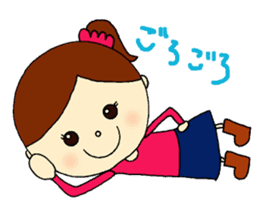 Tame-chan Kawaii Sticker sticker #4359035