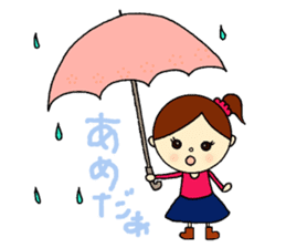 Tame-chan Kawaii Sticker sticker #4359038
