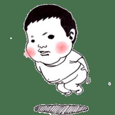 Baby Ayu's daily life sticker #4365374