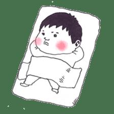 Baby Ayu's daily life sticker #4365383