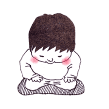 Baby Ayu's daily life sticker #4365391