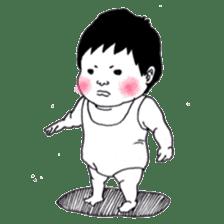 Baby Ayu's daily life sticker #4365394