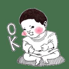 Baby Ayu's daily life sticker #4365398