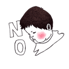 Baby Ayu's daily life sticker #4365399