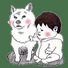 Baby Ayu's daily life sticker #4365400