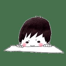 Baby Ayu's daily life sticker #4365404