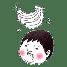 Baby Ayu's daily life sticker #4365405
