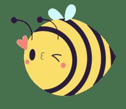Beemoticons sticker #4366995