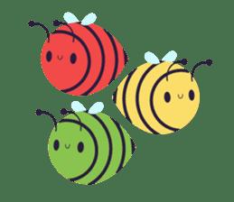 Beemoticons sticker #4367011