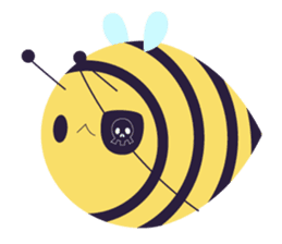 Beemoticons sticker #4367018