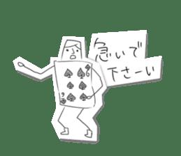 Alice in Sketch land sticker #4368927