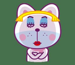 terribly ONEKO2 sticker #4379360
