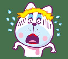 terribly ONEKO2 sticker #4379373