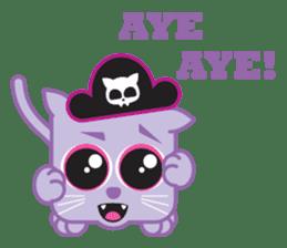 Squaredy Cats sticker #4380077