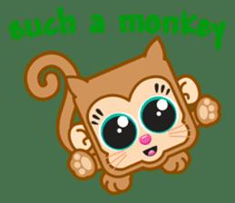 Squaredy Cats sticker #4380081