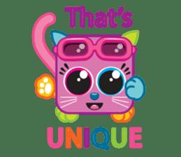 Squaredy Cats sticker #4380091