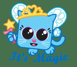 Squaredy Cats sticker #4380100