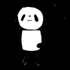 Judo Panda(Referee)