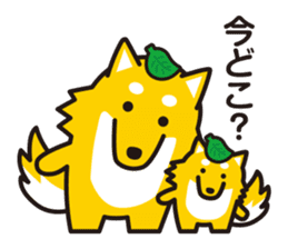 Chibi-istu Animal's family Sticker sticker #4387523