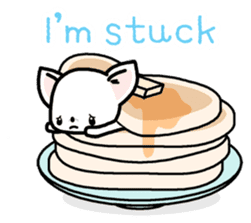 Kawaii Chihuahua2(English) sticker #4391011