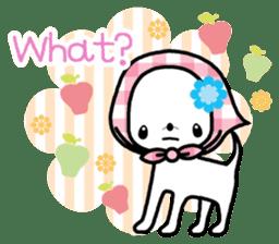 Kawaii Chihuahua2(English) sticker #4391012