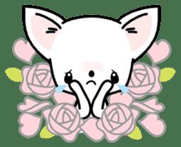 Kawaii Chihuahua2(English) sticker #4391015