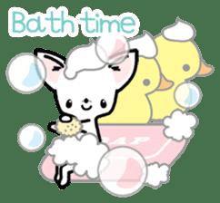 Kawaii Chihuahua2(English) sticker #4391031