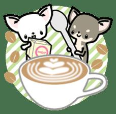 Kawaii Chihuahua2(English) sticker #4391034