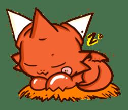 Neryu Dragon-cat sticker #4413160