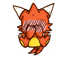 Neryu Dragon-cat sticker #4413162