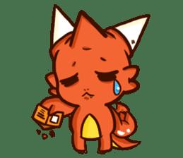 Neryu Dragon-cat sticker #4413190