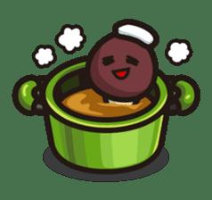 Simeji mushroom sticker #4413374