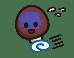 Simeji mushroom sticker #4413382