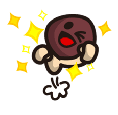 Simeji mushroom sticker #4413384