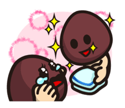 Simeji mushroom sticker #4413387