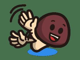 Simeji mushroom sticker #4413391