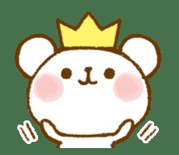 Mini bear friends sticker #4413992