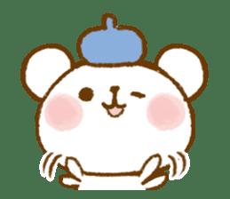 Mini bear friends sticker #4413996