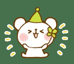 Mini bear friends sticker #4414000