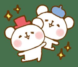 Mini bear friends sticker #4414001