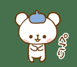 Mini bear friends sticker #4414006