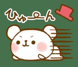 Mini bear friends sticker #4414013