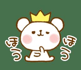 Mini bear friends sticker #4414014