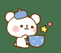 Mini bear friends sticker #4414017